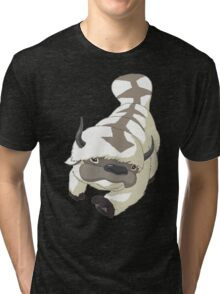 APPA SKY BISON Japanese Anime, Flying, The Last Airbender Avatar Tri-blend T-Shirt