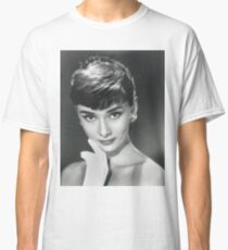 Audrey Hepburn Classic T-Shirt