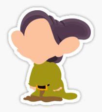 Dopey Sticker