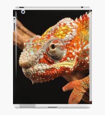 panther chameleon iPad Case/Skin