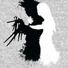 «Edward Manostijeras - Amor» de SarGraphics