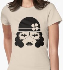 Vintage female face T-Shirt