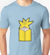 Reading Rainbow in Harmony - Yellow T-Shirt