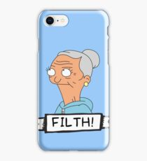 Edith Cranwinkle iPhone Case/Skin
