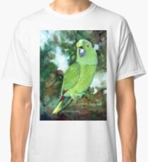 Cydney Yellow Naped Parrot Classic T-Shirt