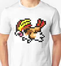 Pokemon 8-Bit Pixel Pidgeot 018 T-Shirt