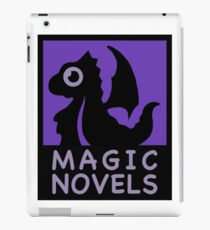 Magic Novels iPad Case/Skin