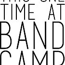 «Esta vez en Band Camp» de SarGraphics