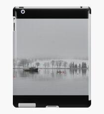 Lunenburg Winter iPad Case/Skin