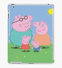 peppa pig iPad Case/Skin