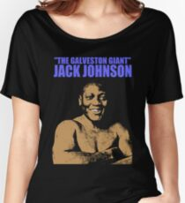 JACK JOHNSON (THE GALVESTON GIANT)-2 Women's Relaxed Fit T-Shirt