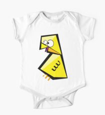 Yellow bird Kids Clothes