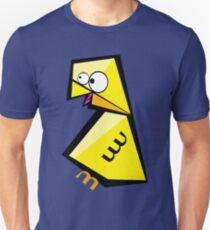Yellow bird Unisex T-Shirt