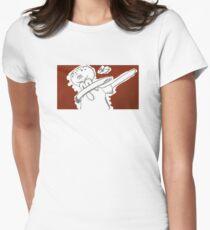 Camiseta entallada para mujer Calamardo Dab ダ ブ