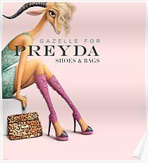 Gazelle for Preyda Poster