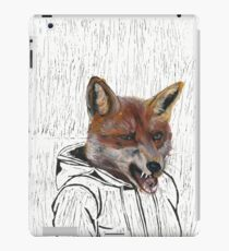 Chav Fox  iPad Case/Skin