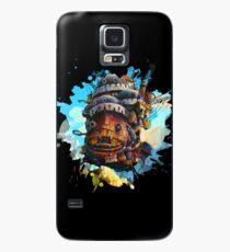 Funda/vinilo para Samsung Galaxy Aullidos pintando