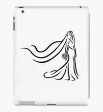 Bride iPad Case/Skin