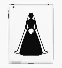 Bride dress iPad Case/Skin