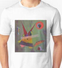 Kandinsky cat Unisex T-Shirt
