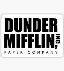 DUNDER MIFFLIN INC Sticker