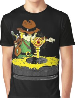 Raiders of the lost boss key Graphic T-Shirt