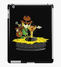 Raiders of the lost boss key iPad Case/Skin
