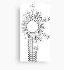 Analytic Engine Canvas Print
