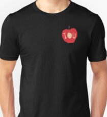 BBC Sherlock - IOU symbol Unisex T-Shirt