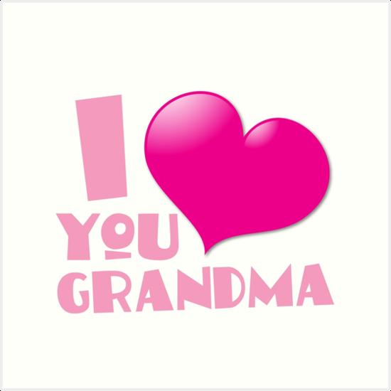 i love you granny!!