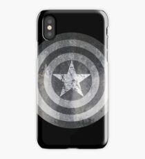 Grey America iPhone Case