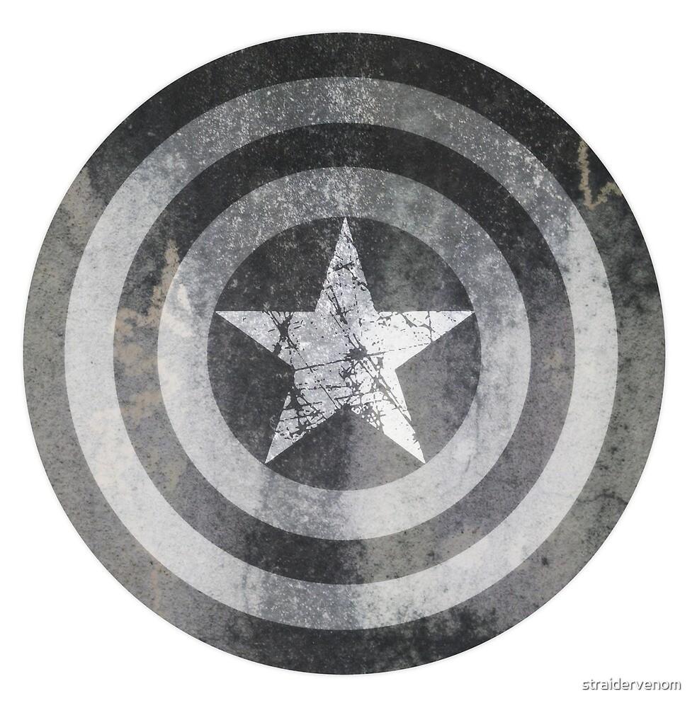 Grey America by straidervenom