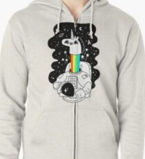 See You In Space! Zipped Hoodie