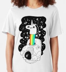 See You In Space! Slim Fit T-Shirt