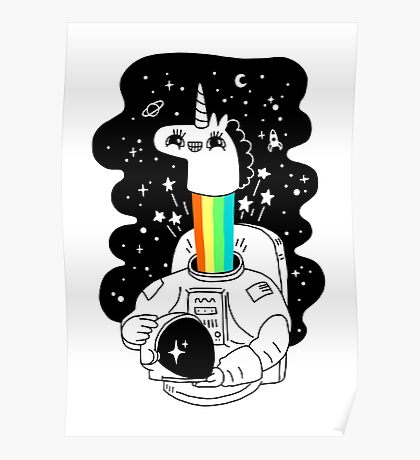 See You In Space! Poster