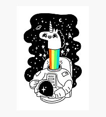 See You In Space! Photographic Print