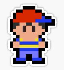 Pixel Ninten Sticker