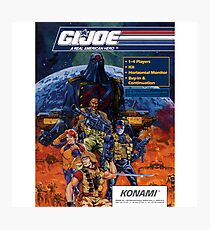 G.I. Joe Photographic Print