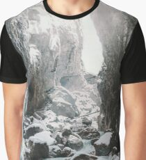 Cold and beautiful landscape landscape photography Graphic T-Shirt