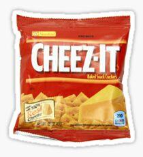 Cheez-Its Sticker