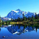 MOUNT SHUKSAN by Lynn Bawden