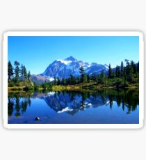 MOUNT SHUKSAN Sticker