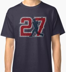 27 - Millville Meteor (vintage on blue) Classic T-Shirt