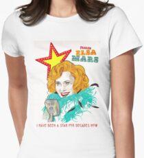 ELSA MARS Women's Fitted T-Shirt