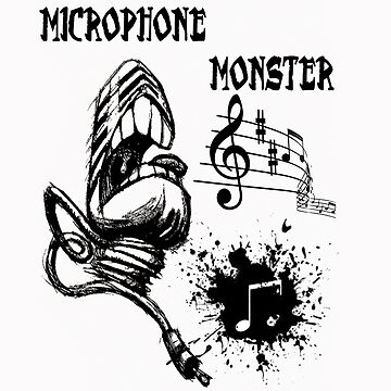 Mic Monster by superiorarts