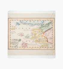 Love Map Scarf