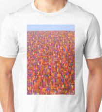 Red metro Unisex T-Shirt