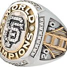 Giants World Series Ring by mistahkent