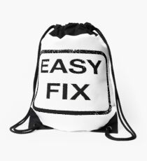 Fix It: Drawstring Bags | Redbubble