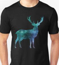 Galaxy Deer T-Shirt